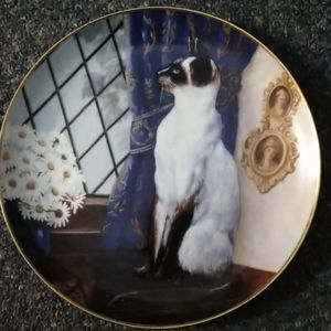 Vtg Franklin Mint Statuesque Collector's Plate